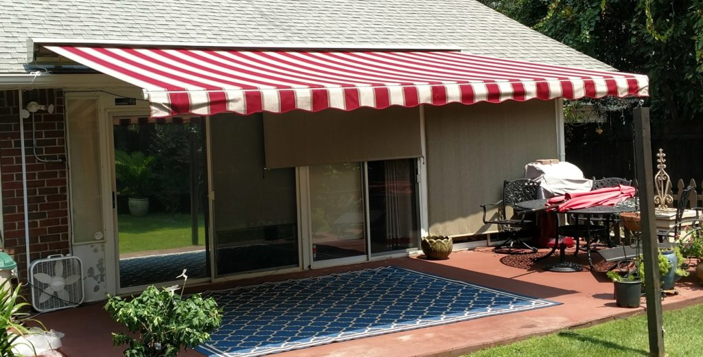 Sunsetter Retractable Awnings Coastal Gutter Systems Llc